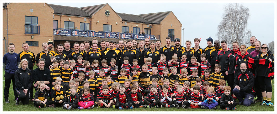 Derby RFC and Marple RFC team photo 2017-03-11