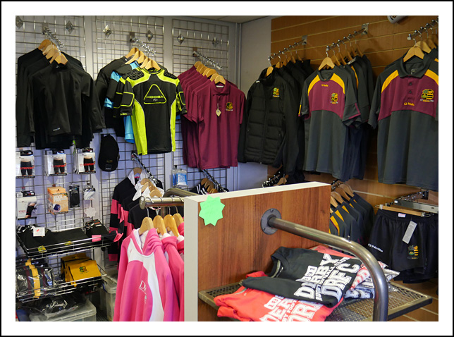 DRFC Club Shop 3