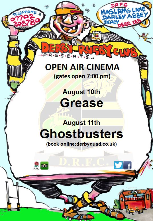 2018-08-10 and 11 - Grease and Ghostbusters