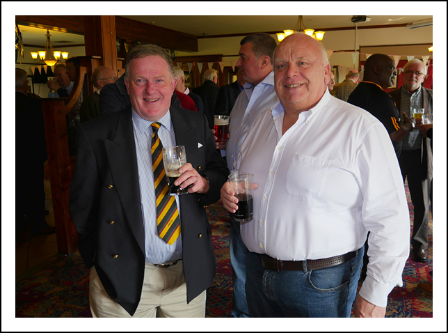 Derby RFC VP's day